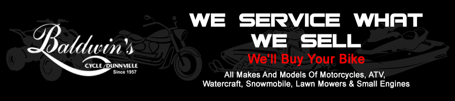 Motorcycle ATV, Watercraft, Snowmobile Service